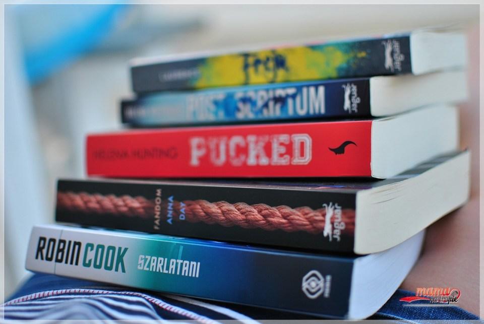 książka na wakacje, książka dla dorosłych, romans, fantastyka, thriller medyczny