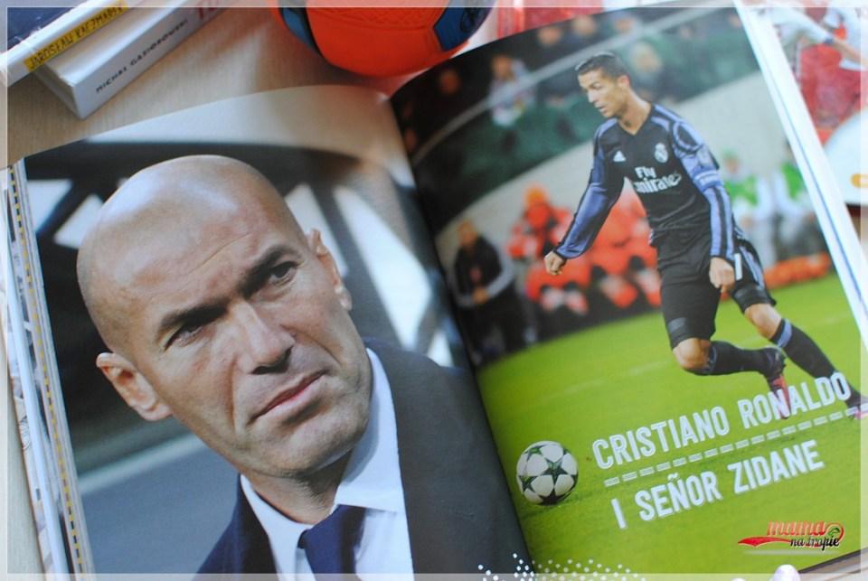 Real Madryt, królewscy, histroria piłki nożnej, książka dla fanów futbolu, egmont