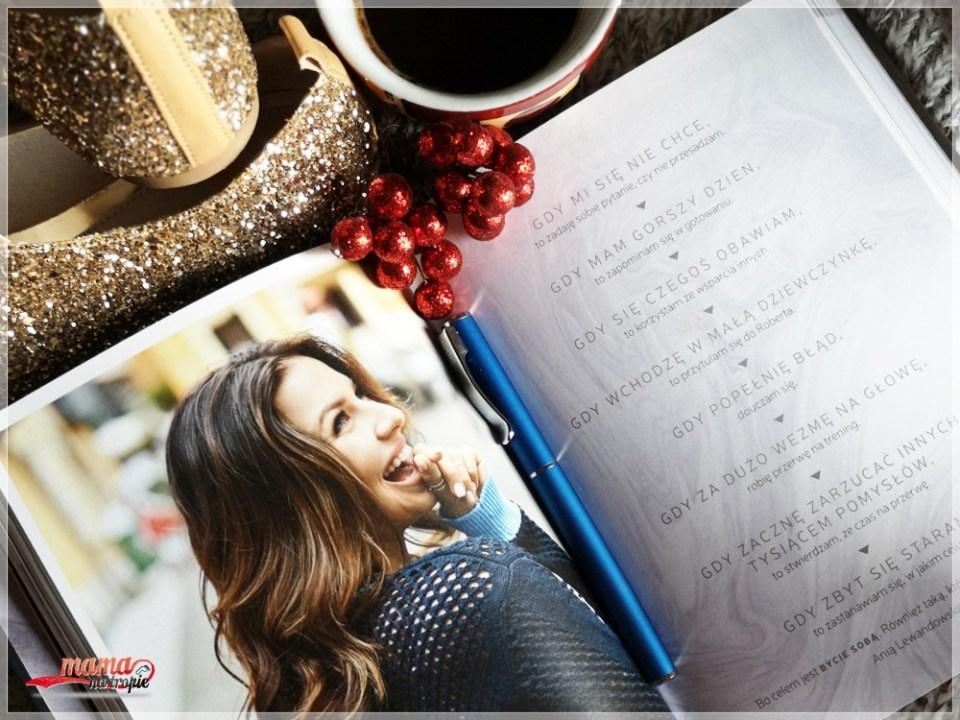 motywacja noworoczna, kalendarz, anna lewandowska, plany na nowy rok