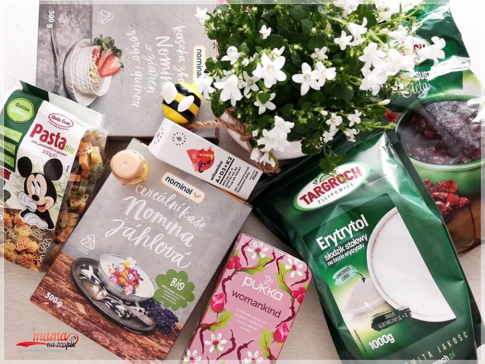 zakupy internetowe, bee.pl, zdrowa żywność, pukka, nominal, targroch