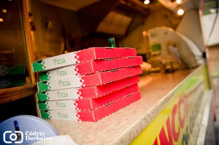 pizzas de mariage