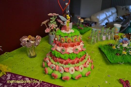 gâteau de fée