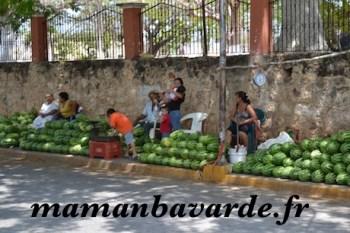 pastèque mexique