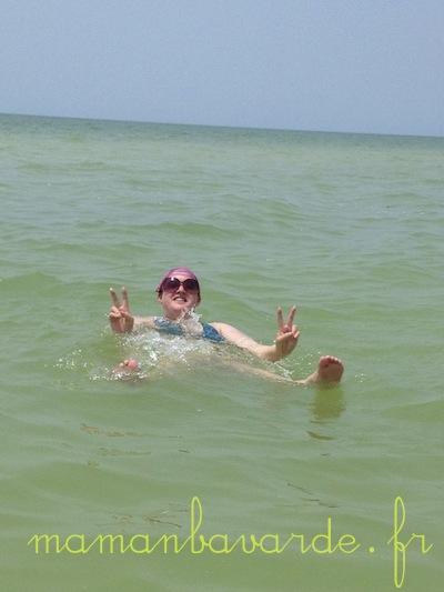 bain de mer-celestun
