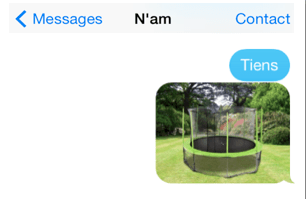 sms trampoline