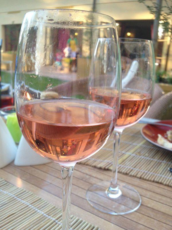 Weight Watchers et rosé