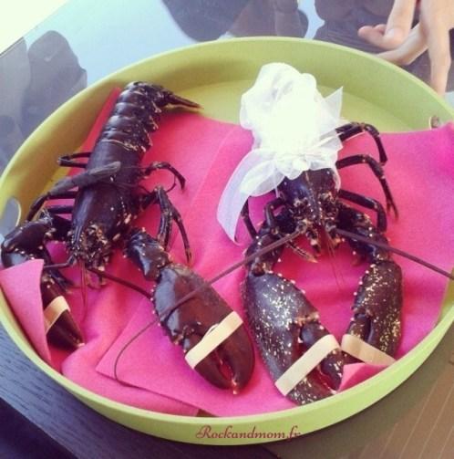 amitié-homard