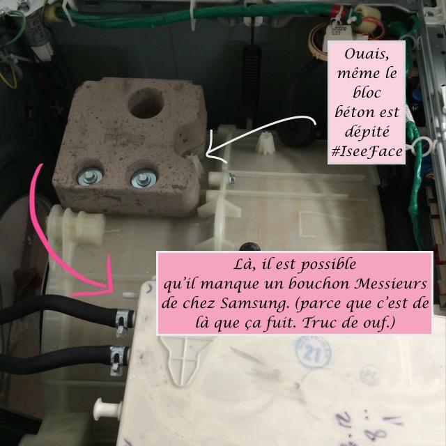 fuite-machine-à-laver-samsung