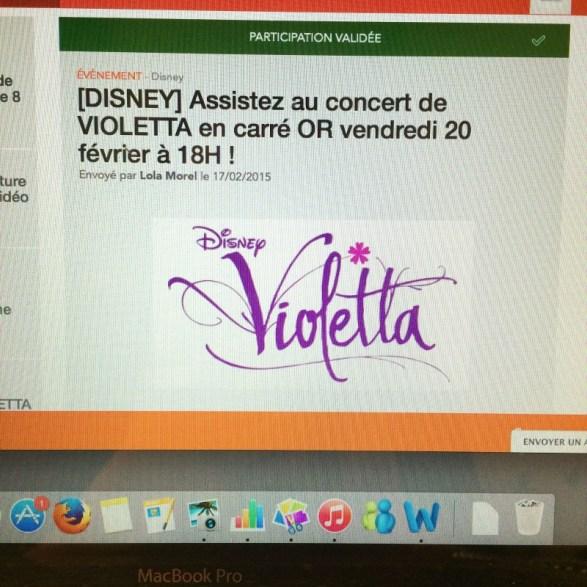 violetta live 2015