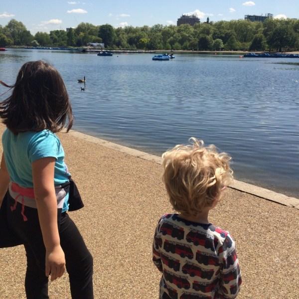 journée à Hyde Park