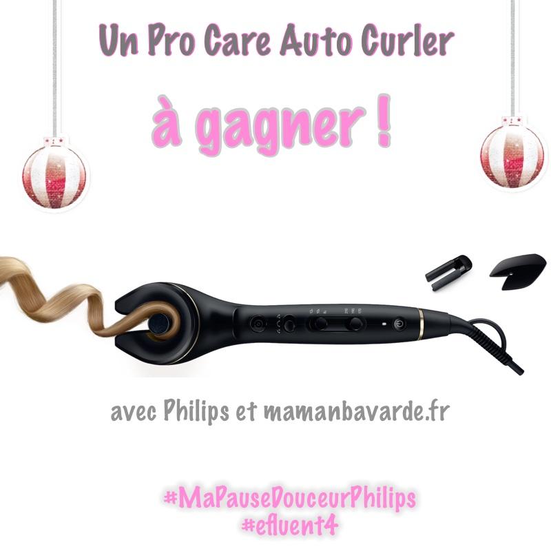 auto curler philips