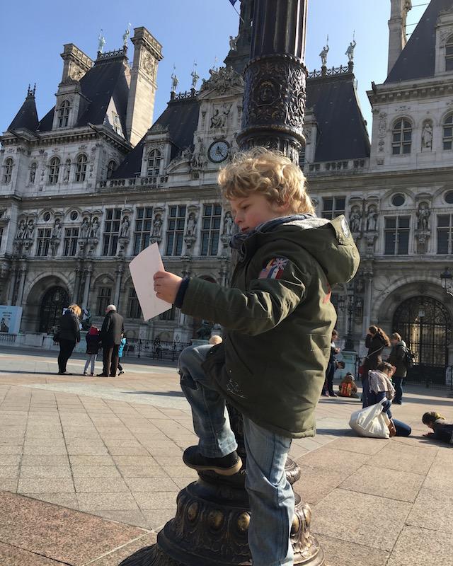batobus mairie paris