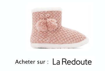 wish list de noël en rose