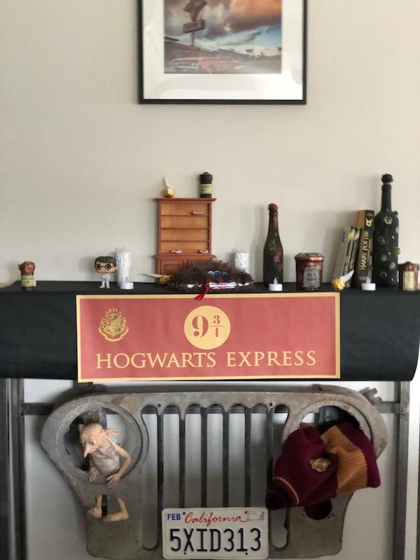 anniversaire Harry Potter
