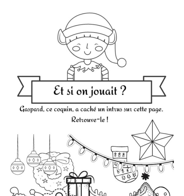 contes Noël enfants
