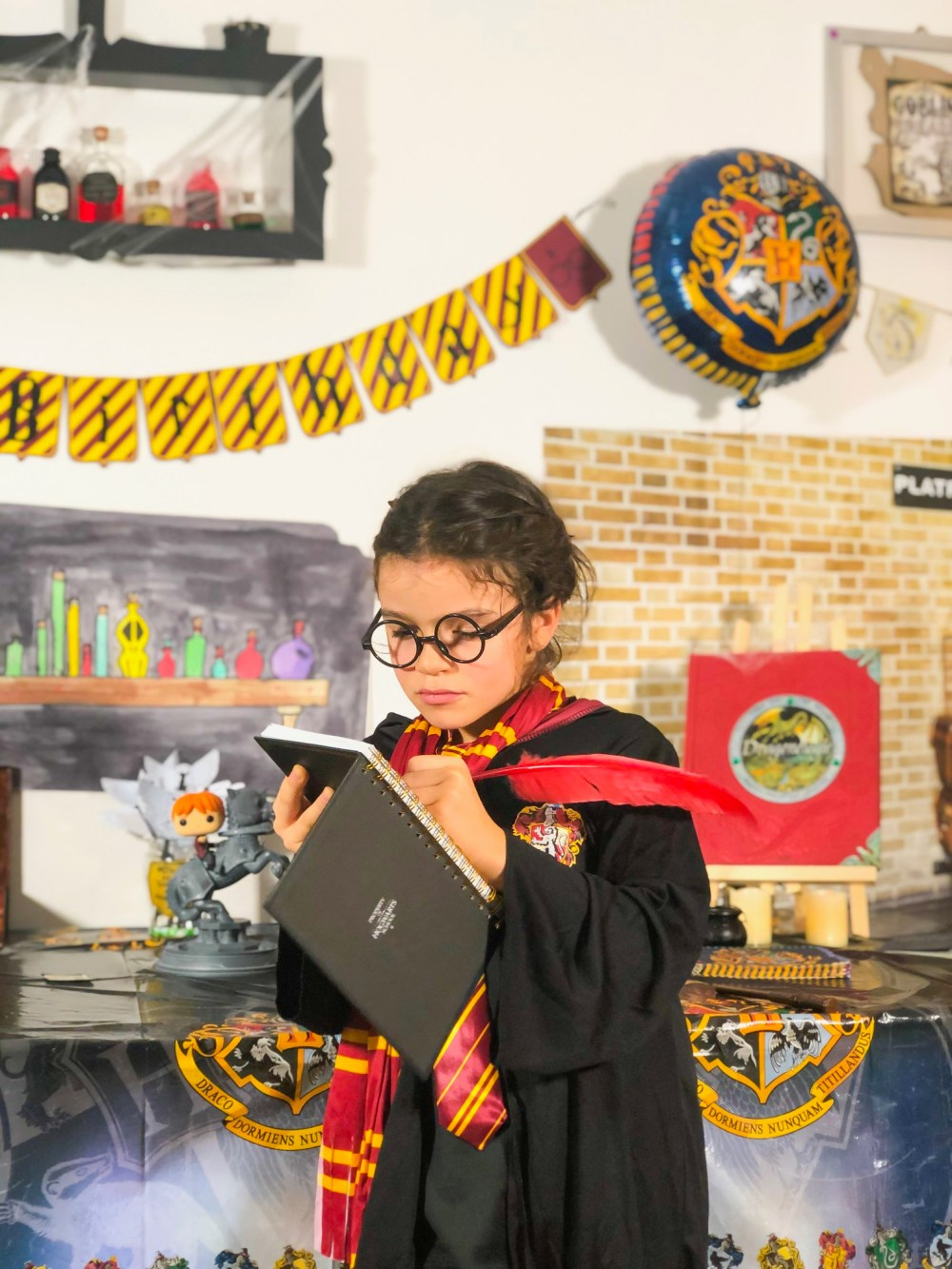 harry potter maman bougeotte
