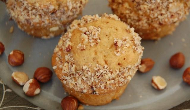 Muffins pralinés