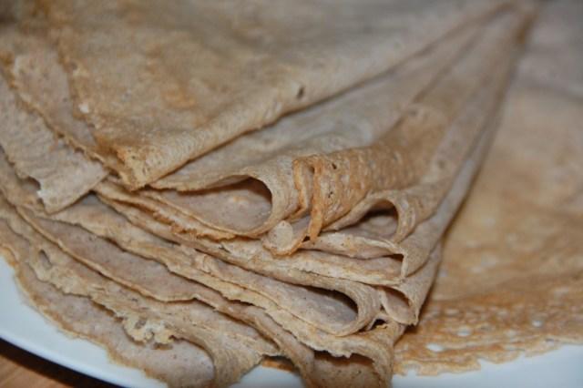 Pâte à galette de blé noir
