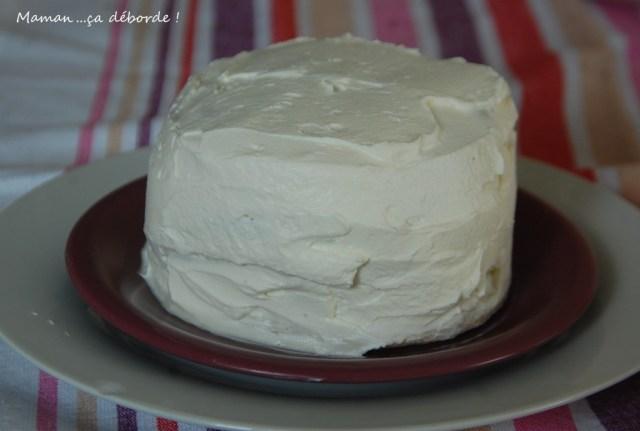 Montage du gâteau sandwich4