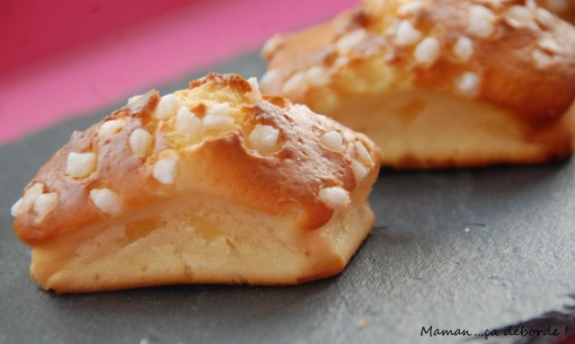 Petits cakes au fromage blanc