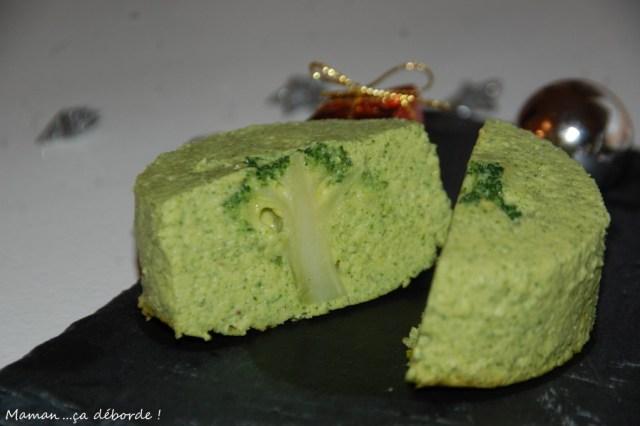 Flan de brocolis1