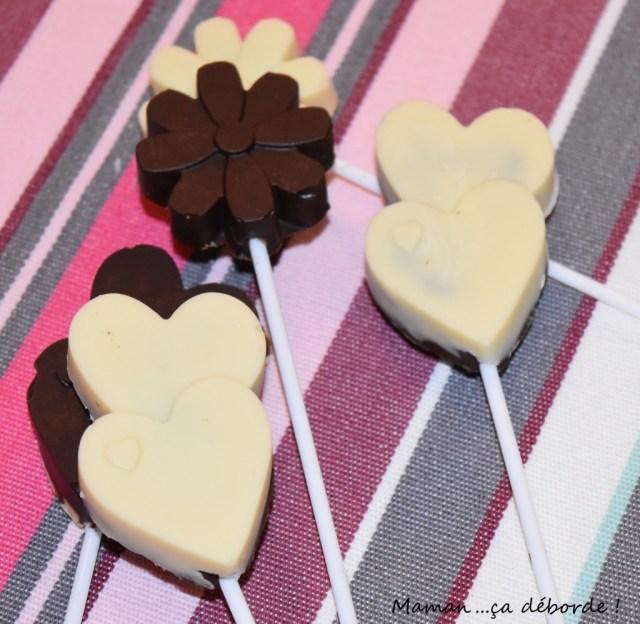Sucettes en chocolat1