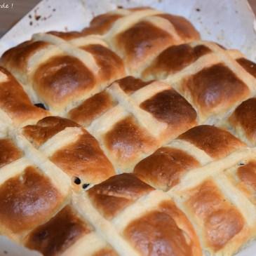Hot Cross Buns – Petits pains de Pâques