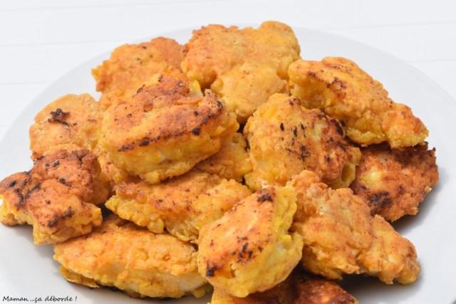 Nuggets de poulet façon USA