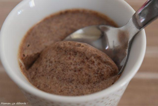 Petits suisses au chocolat