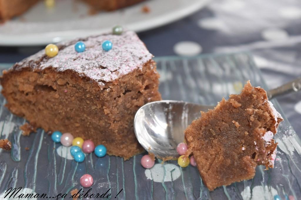 Gâteau au chocolat de Pâques
