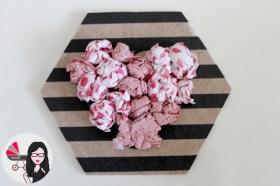 Coeur en papier de soie (2015)