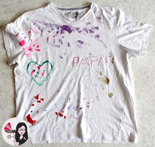 T-shirt personnalisé (2015)