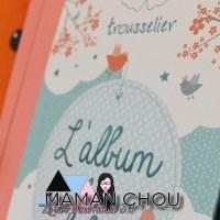 L'album de bébé Trousselier - Dans ma BAL #174
