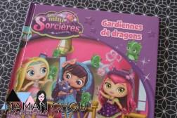 Les mini Sorcières - Gardiennes de dragons