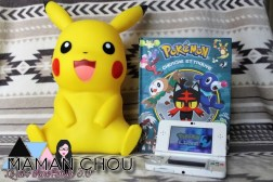 Pokémon - Cherche & trouve, Brindibou, Flamiaou & Otaquin