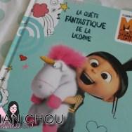 Moi Moche et Méchant 3 - La quête fantastique de la licorne