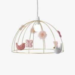 Suspension Cage à oiseaux