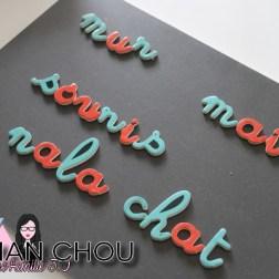 2018 - Les lettres mobiles Montessori