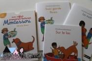 Mon coffret premières lectures Montessori (partie 1)