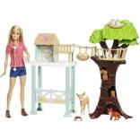 Barbie refuge des animaux