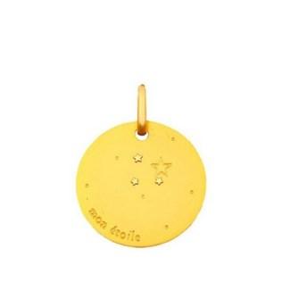 Médaille ronde mon Étoile