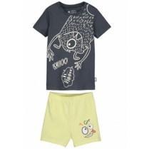Pyjama garçon manches courtes Monster Boy