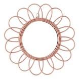 Bonton Miroir Blossom Rose