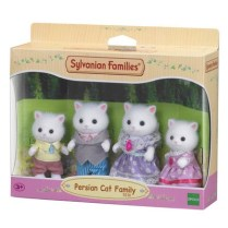 Sylvanian Families famille Chat Persan