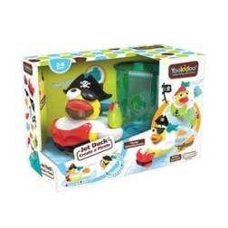Canard pirate de bain 2 en 1 Yookidoo