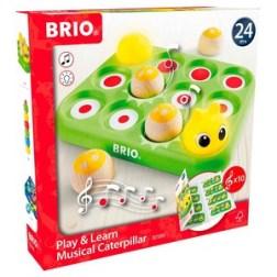 Chenille musicale - Brio