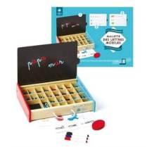 Mallette lettres mobiles Montessori - Nature et Découvertes