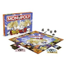 Monopoly Dragon Ball Z - Hasbro