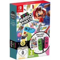 Pack Super Mario Party - Nintendo Switch