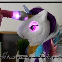On met un peu de magie sous le sapin avec la licorne Mila de Vtech!